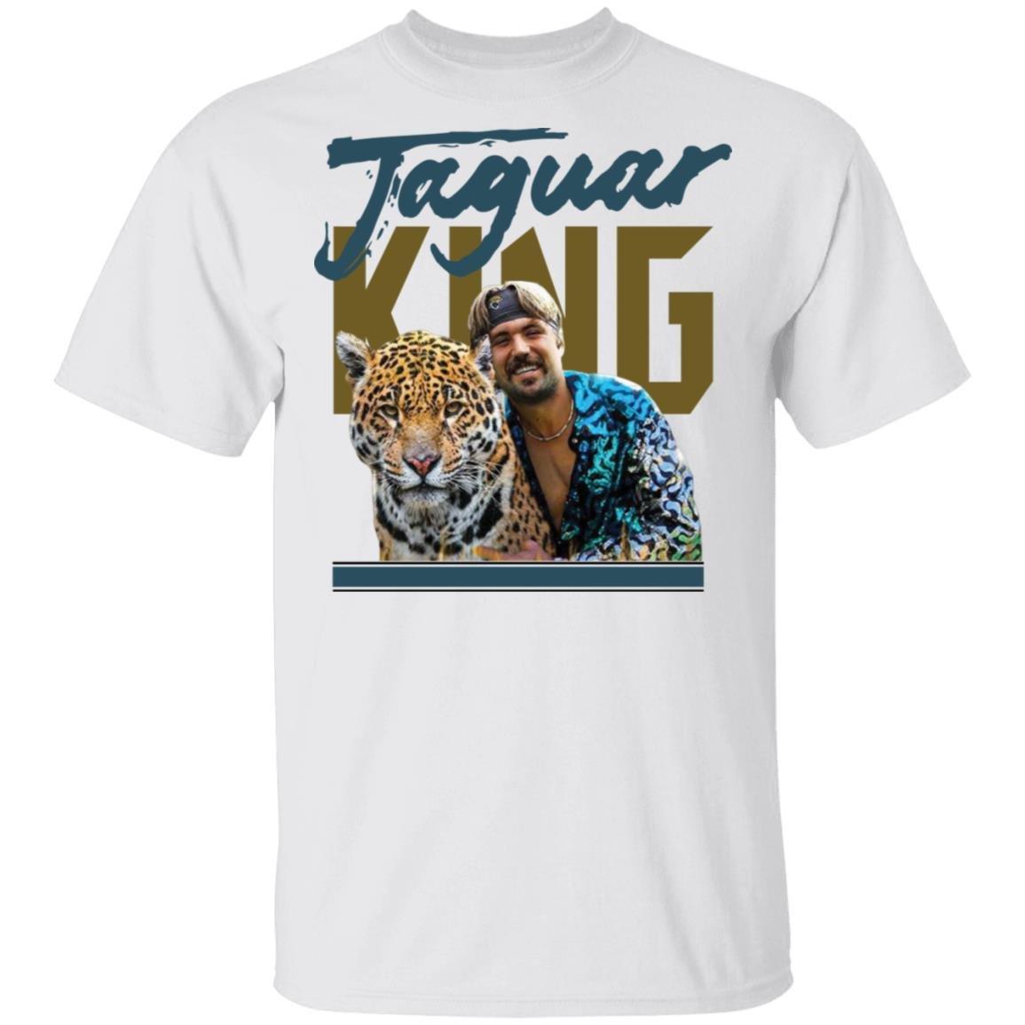 Gardner Minshew Jaguar King shirt, sweatshirt, hoodie